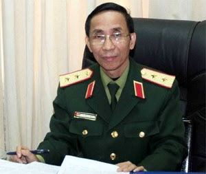 Trung Tướng Nguyễn Thanh Tuấn