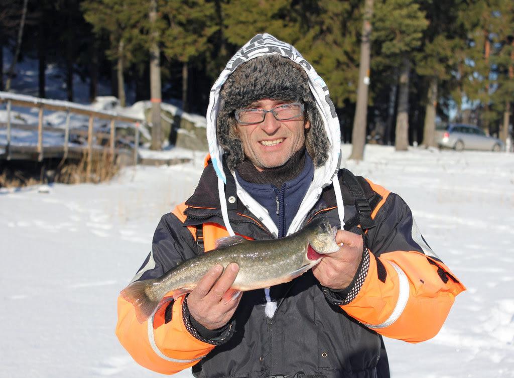 Gone Ice Fishing
