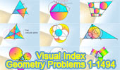 Geometry Problems  - Visual Index