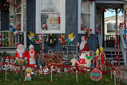 Holiday Vomit House