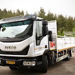 לראשונה בישראל: משאית הגז תנוע בגז - ביזנעס