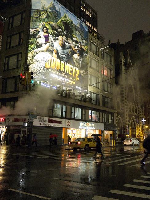Billboard, Seventh Avenue
