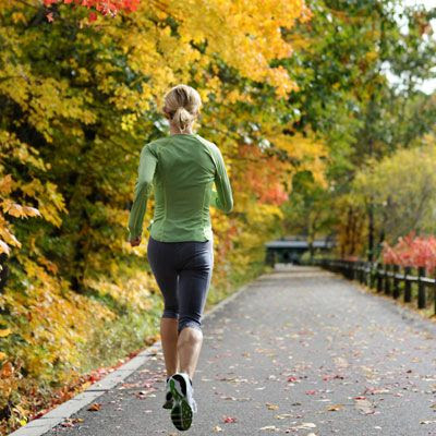 Alter your weekly running regimen to include two short, easy-paced runs; one hour-plus, easy-paced run; and the three super strengtheners below—then watch your speed surge in just six weeks.
