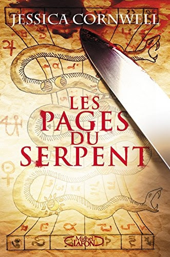 Couverture Les pages du serpent