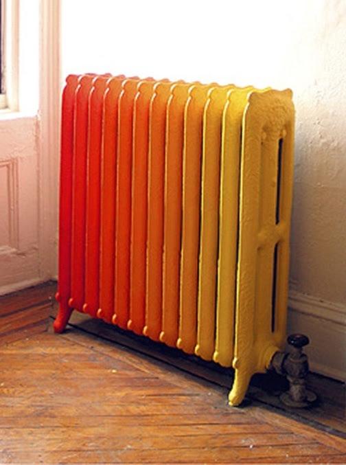 Радиатор дъга