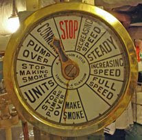 HMS Belfast (Engine Room)