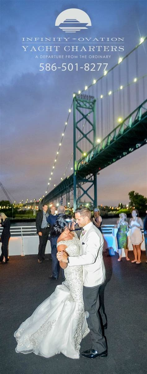289 best Real Yacht Weddings images on Pinterest   Luxury