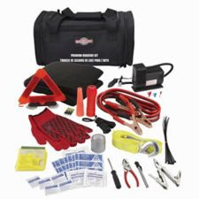 Premium Auto Safety Kit Canadian Tire
