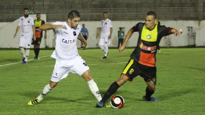 Globo FC x ABC (Foto: Andrei Torres/ABC)