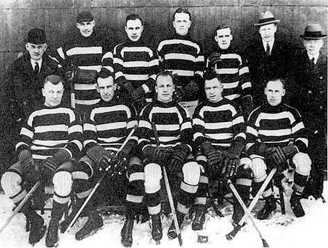 1923-24 Ottawa Senators team, 1923-24 Ottawa Senators team