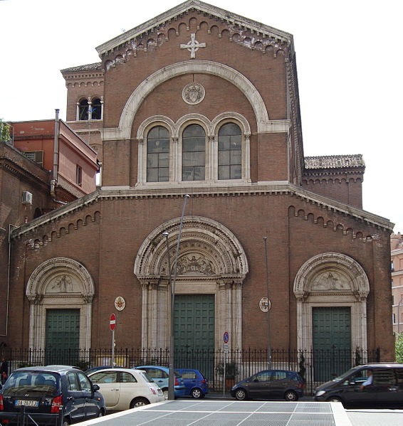 File: Chiesa di Ognissanti Roma.JPG