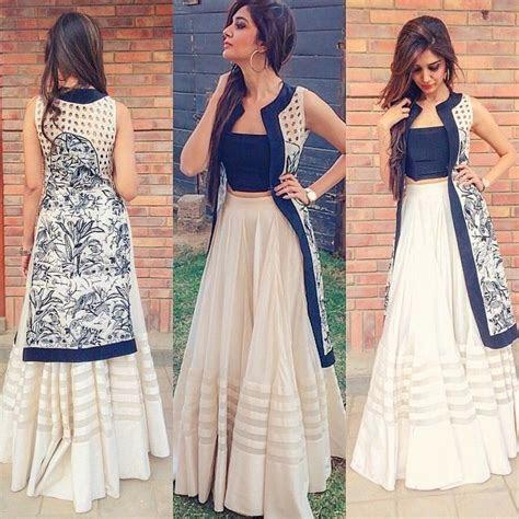 Image result for ethnic fusion wear   Designer Indian Wear