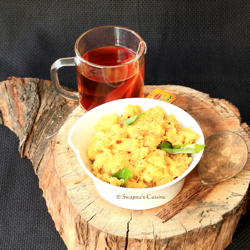 Kerala Tapioca recipe