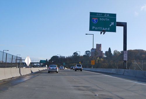 I-90 @ I-5