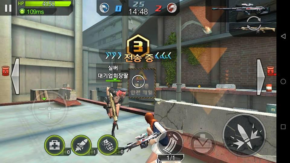 tạo ac game chiến Dịch Huyền Thoại Hàn Quốc
