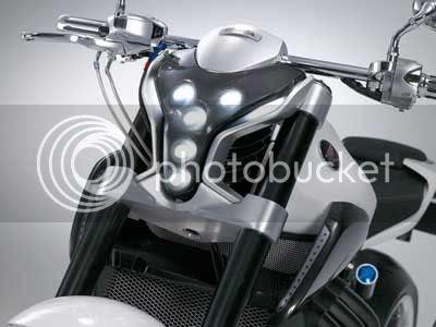 foto protótipo Honda Evo6
