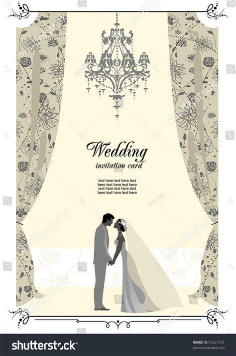 Wedding Card Space Text Stock Vector 72321535   Shutterstock