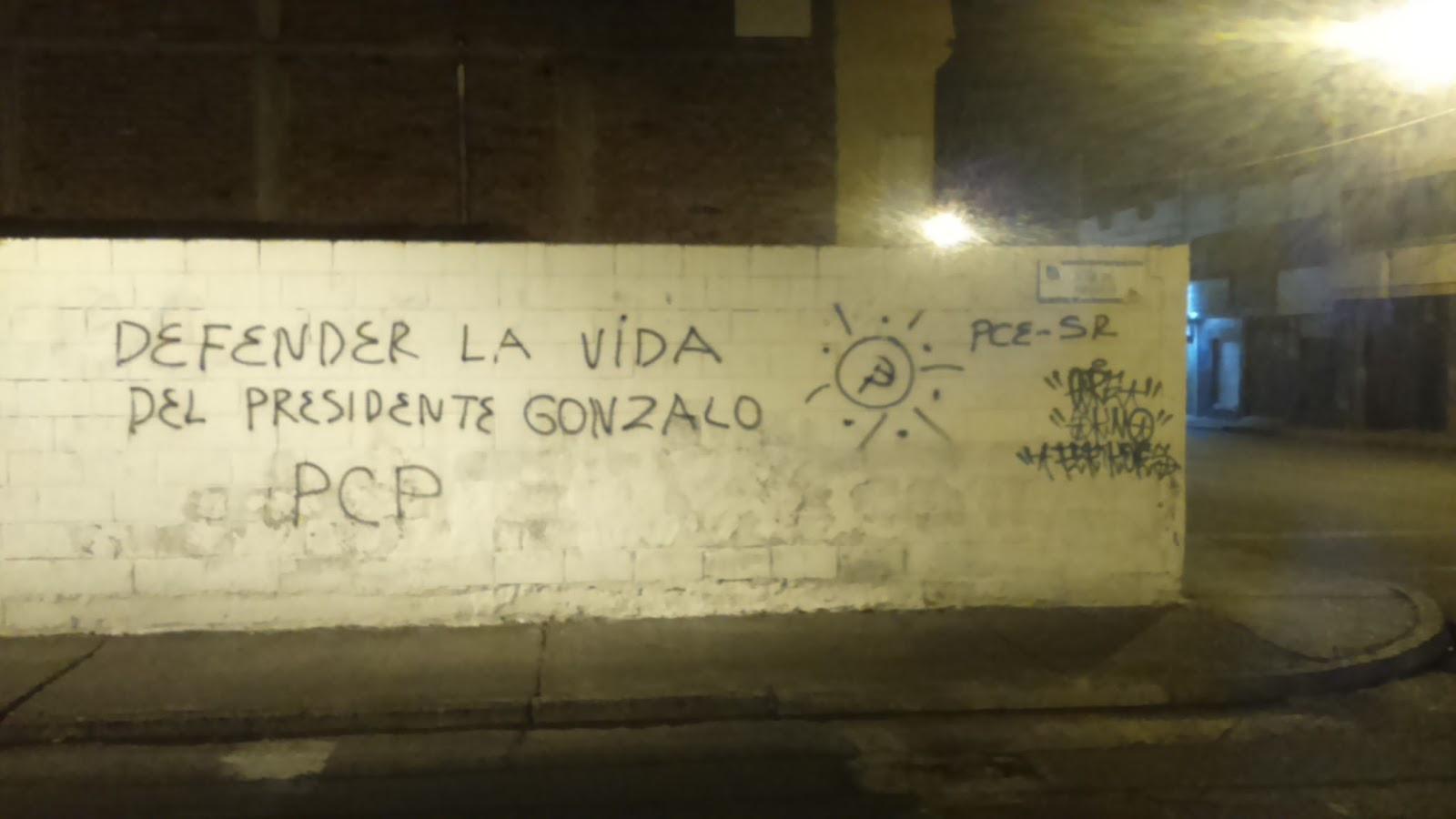 Defend Gonzalo Ecuador