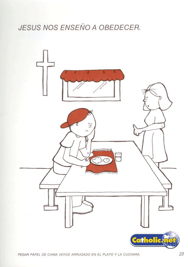 Catholicnet Creciendo Con Jesús 2 Kinder