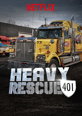 Heavy Rescue: 401 - Season 2