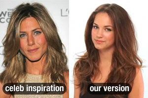 Recreate Jennifer Aniston's Tousled Waves