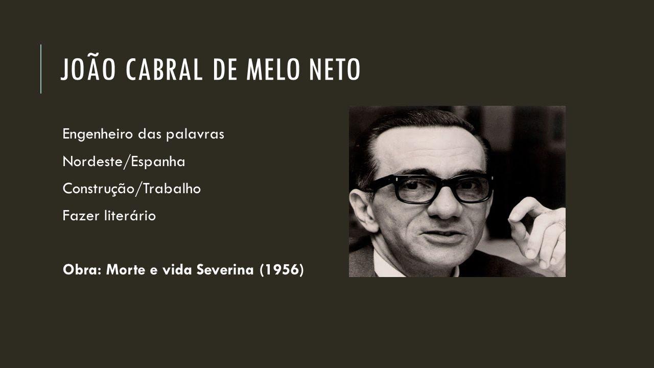 Tag João Cabral De Melo Neto Morte E Vida Severina Frases