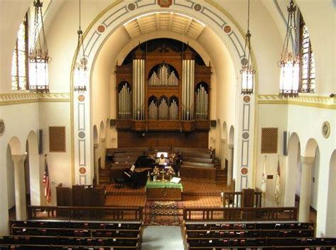 Hamilton First United Methodist Church, Wedding Ceremony