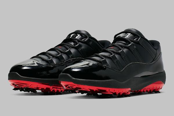 """best sneakers 5be44 ae309 Air Jordan 11 Golf """"Safari Bred"""" Releases On May 17th."""