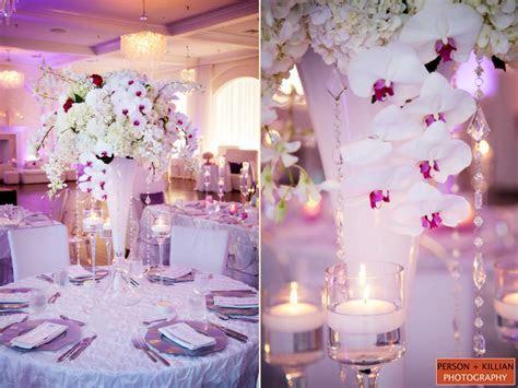 Miami Chic Wedding decor   P K