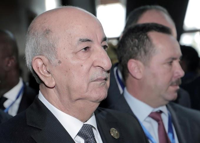 Presidente de Argelia promete desarrollar nuevos recursos más allá de la energía para aliviar la crisis económica
