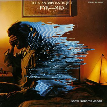 ALAN PARSONS PROJECT, THE pyramid