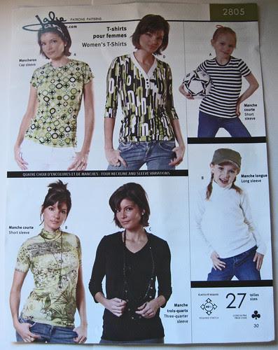 Jalie pattern photo