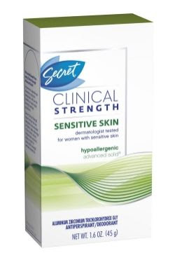 Secret Clinical Strength Deodorant