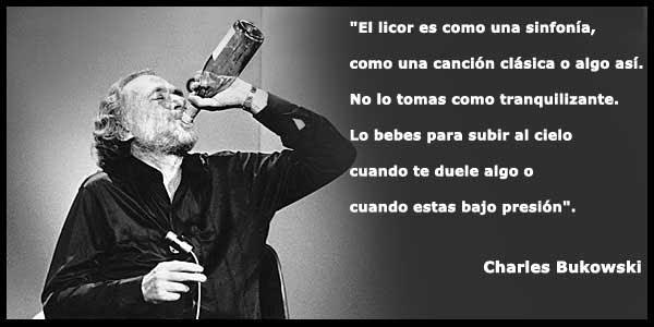 Charles Bukowski Vida Frases Libros Poemas Y Mas