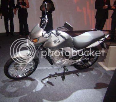 Honda Titan 2009