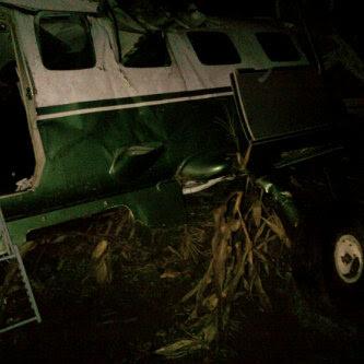 Incident Involving Aircraft, Cessna 208, 5N-BMJ
