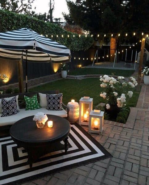 Top 40 Best Patio String Light Ideas - Outdoor Lighting ...