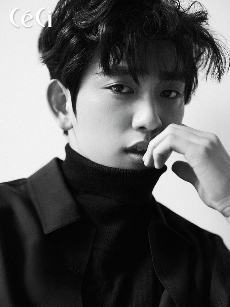 Jinyoung (GOT7) - Céci Magazine March Issue '17
