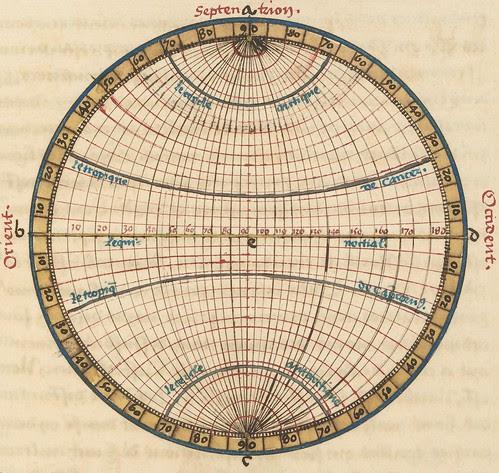 Le sphere du monde by Oronce Fine, 1549 f