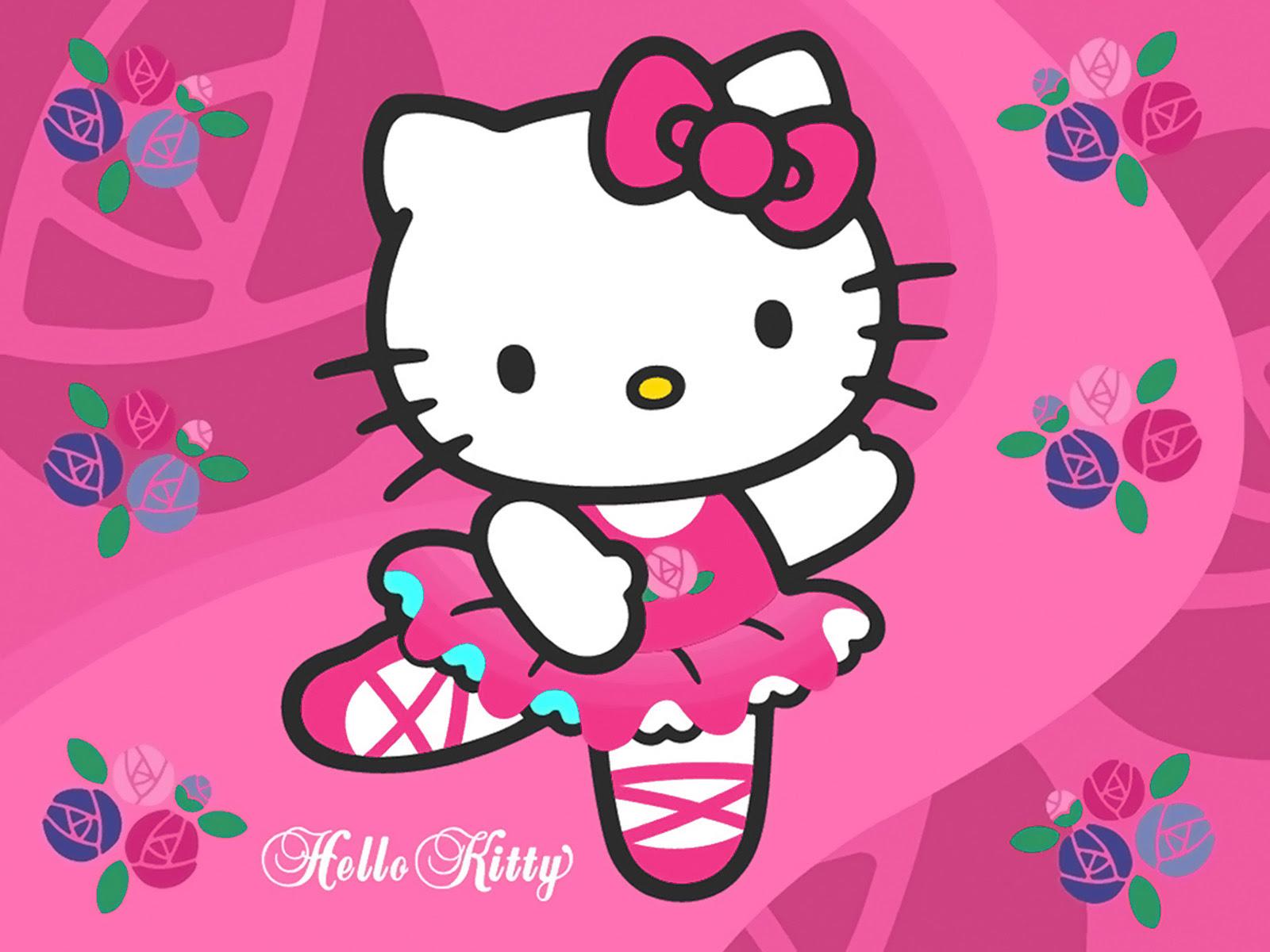 Hello Kitty Galeri Kartun