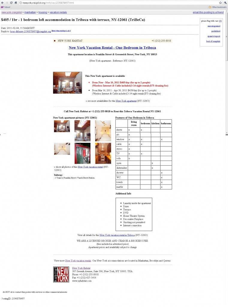 Craigslist Buffalo Ny Apartments For Rent