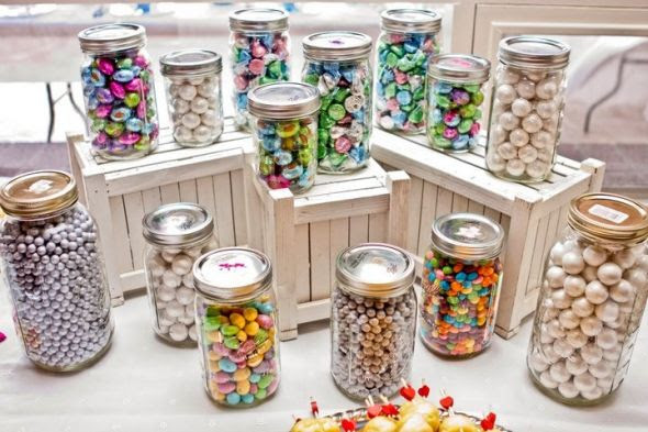 Is the Candy Bar trend over yet wedding candy bars popularity favors