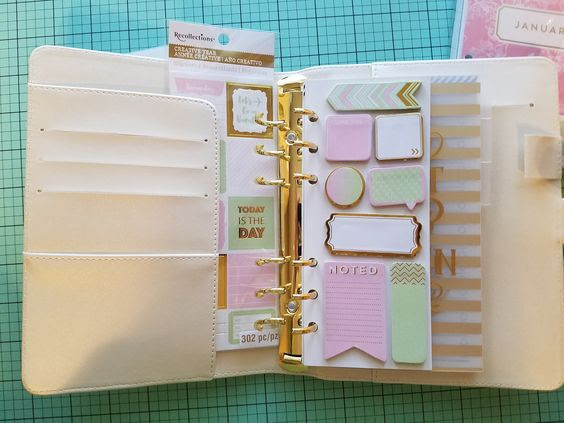 Recollections at Michaels - May 2016! | Planner Obsession ~ Bling ...
