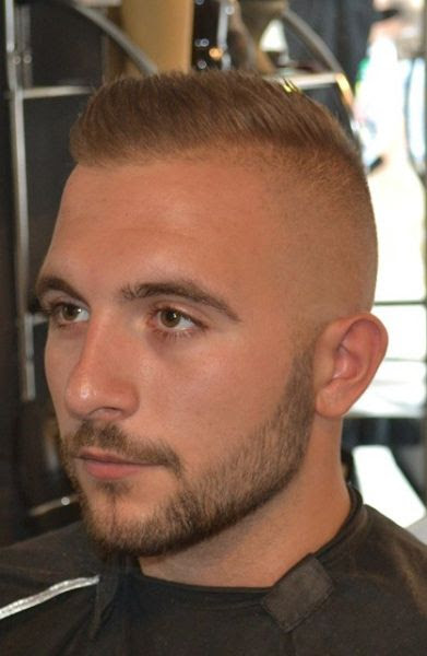 High And Tight Side Part Newyorkbarbershop305 Beautiful Fade Haircut