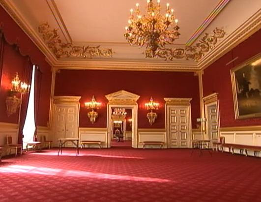 St. James' Palace Rooms