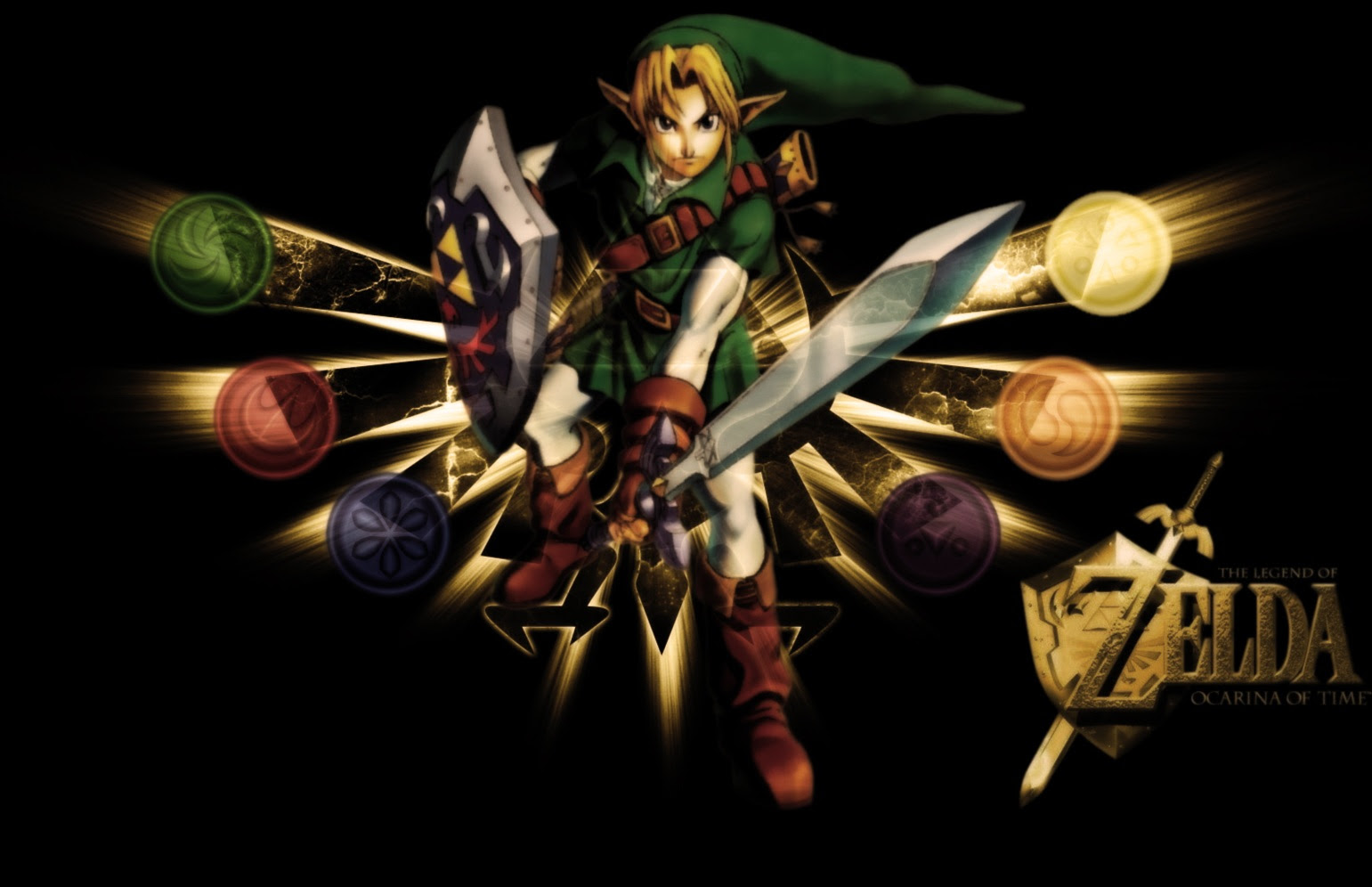Zelda Oot Wallpaper Sf Wallpaper