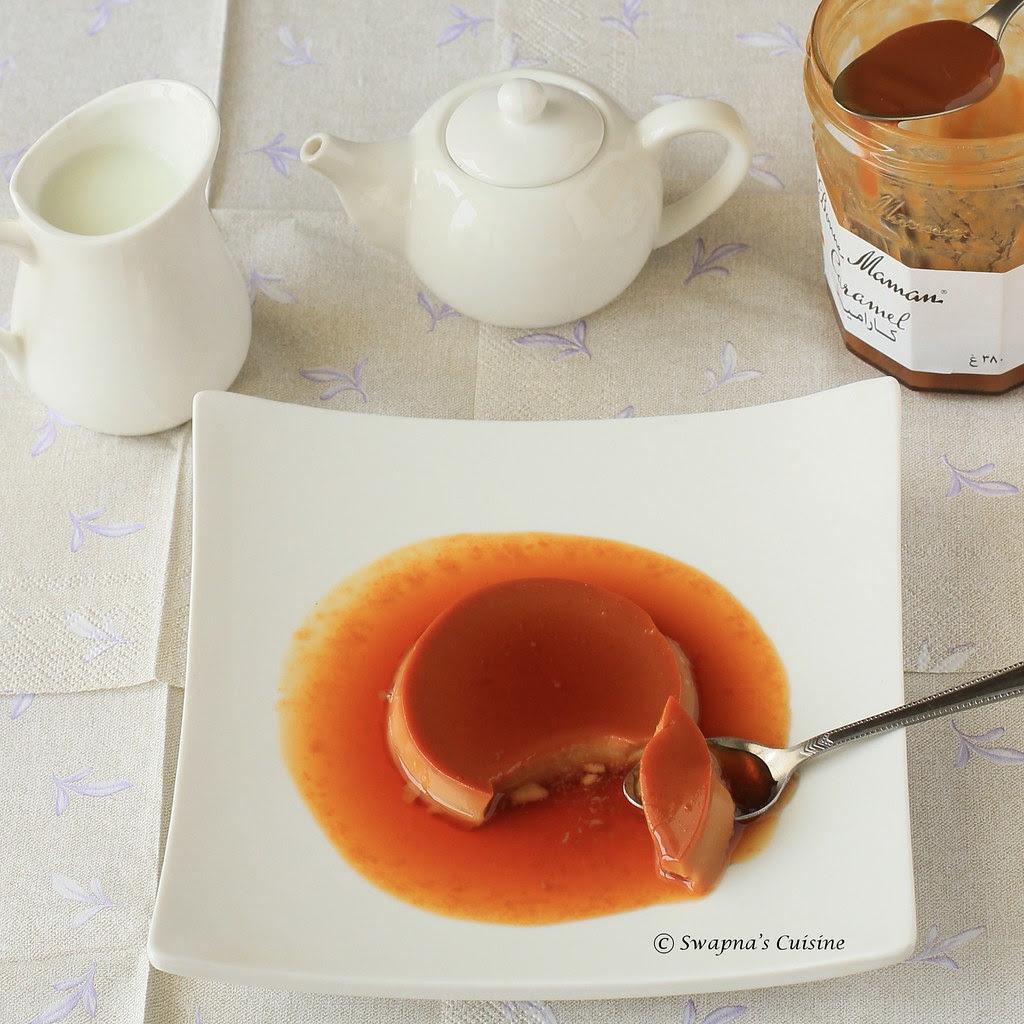 Dulce de Leche Creme Caramel Picture