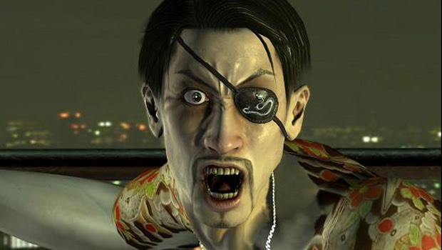 New Yakuza title for PS3 currently in development screenshot