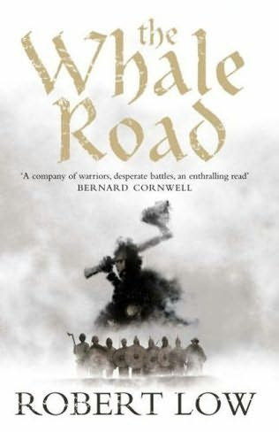 Whale Road by Robert Low book cover