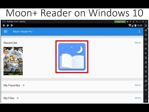 Moon+ Reader for Windows 10 or Mac. Download Moon+ Reader for PC or Mac